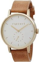 Rip Curl Circa Leather Watch