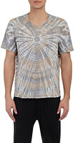 Raquel Allegra MEN'S TIE-DYED T-SHIRT