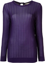 Nina Ricci lightweight ribbed top