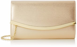 Lotus Womens Vanessa Clutch Gold (Gold)