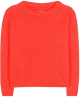 By Malene Birger Claudetta wool and mohair blend sweater