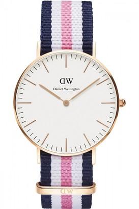 Daniel Wellington Ladies Southampton Rose 36mm Watch DW00100034
