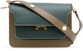 Marni contrast Trunk satchel - women - Calf Leather - One Size