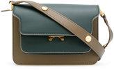 Marni contrast Trunk satchel