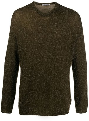 Our Legacy round neck jumper