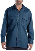 Dickies Men's Long Sleeve Work Shirt Tall