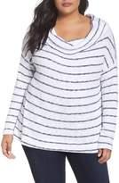 Caslon Convertible Neck Pullover