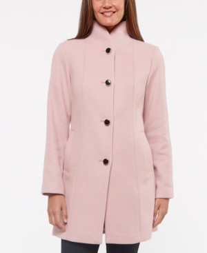 Kate Spade Stand-Collar Coat