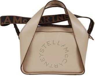 Stella McCartney Medium Perforated Logo Tote