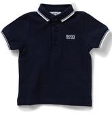 HUGO BOSS Boys Essential Logo Polo (4)