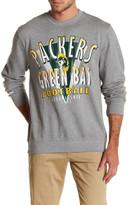 Mitchell & Ness NFL Packers Fleece Crew Neck Sweater
