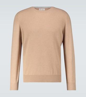 Brunello Cucinelli Cashmere crewneck sweater