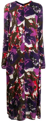 Colville Graphic Print Dress