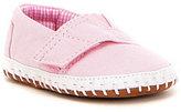 Toms Girl's Alpargata Crib Shoe