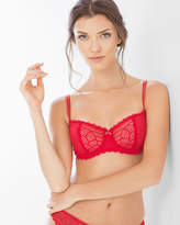 Soma Intimates Chantelle Merci Demi Bra Poppy