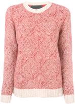 The Elder Statesman cashmere jumper - women - Cashmere - S