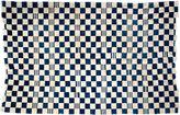 One Kings Lane Vintage Handwoven Dogon Indigo Blanket