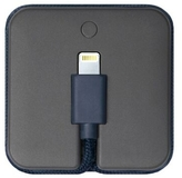 Native Union Wrap Around Cable Charger - Navy