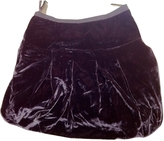Marc Jacobs Brown Polyester Skirt
