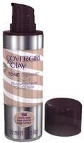 Olay CoverGirl & Tone Rehab 2 in 1 Liquid Foundation Creamy Beige 1.0fl oz