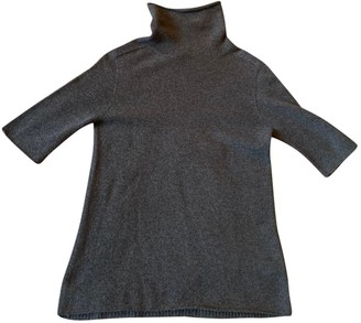 The Row Grey Cashmere Knitwear for Women