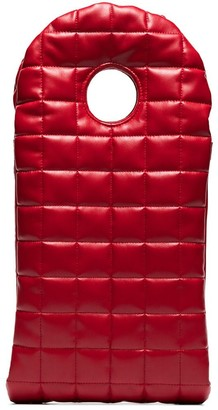A.W.A.K.E. Mode Bo quilted clutch bag