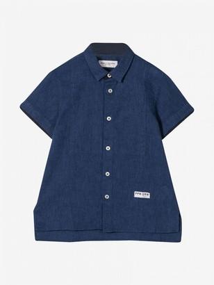 Paolo Pecora Short-sleeved Shirt