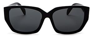 Prada Women's Square Sunglasses, 59mm