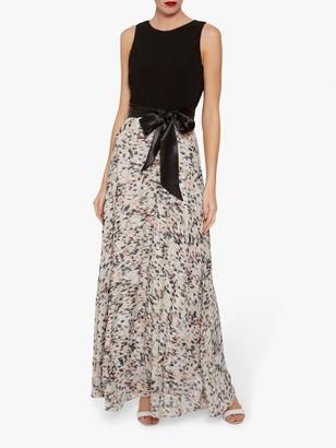 Gina Bacconi Scilla Chiffon Dress, Multi