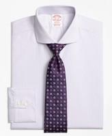 Brooks Brothers Madison Classic-Fit Dress Shirt, Alternating Framed Stripe