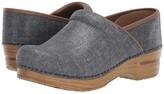Dansko Professional (Honey Distressed) Women's Clog Shoes