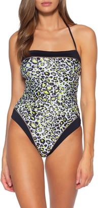 Soluna Into the Wild One-Piece Swimsuit