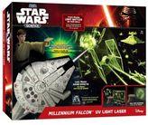 Star Wars Star WarsTM Science Millennium FalconTM UV Light Laser