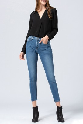 Flying Monkey Faria Cropped Skinny Jeans