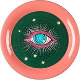 Gucci Star Eye medium round metal tray