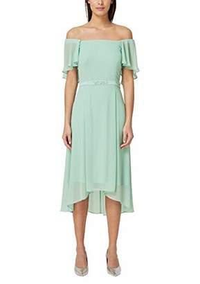 S'Oliver BLACK LABEL Women's 70.904.82.73 Party Dress,20 (Size: )