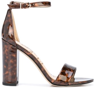 Sam Edelman Yaro 80mm block heel sandals