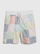 Gap Toddler Patchwork Swim Trunk