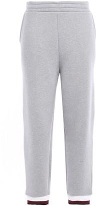 alexanderwang.t Cotton-blend Fleece Track Pants
