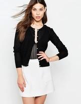Yumi Button Front Cardigan