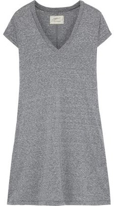 Current/Elliott Melange Jersey Mini Dress