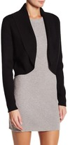Anne Klein Ribbed Shrug