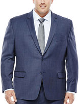 COLLECTION Collection by Michael Strahan Navy Birdseye Suit Jacket - Big & Tall