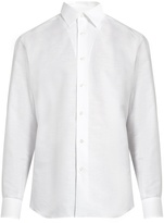 Brioni Regular-fit linen shirt