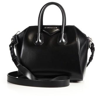 Givenchy Mini Antigona Leather Satchel