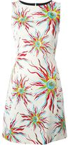 Fausto Puglisi sun print sleeveless dress - women - Polyester/Spandex/Elastane/Viscose - 42