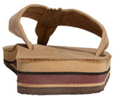 Rainbow Double Layer Thong Sandal (Women)