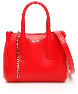 Lanvin Micro Journee Crossbody Bag