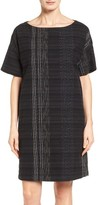 Eileen Fisher Women's Koshi Organic Cotton Shift Dress