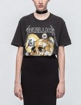 TOUR MERCH Metallica Shortest Straw T-shirt